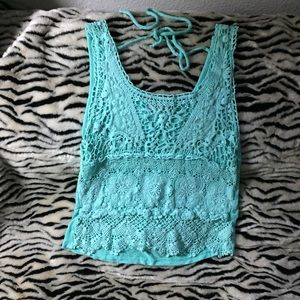 Charlotte Russe Knit Top